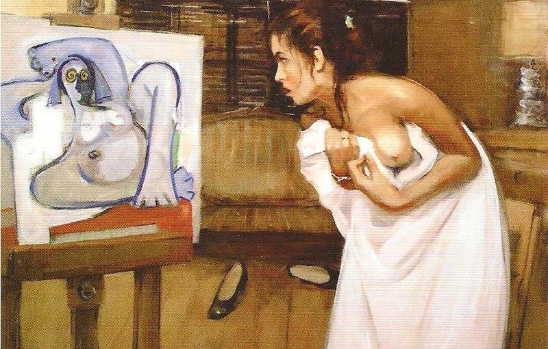 Эстелла Солано-Суарез. Идентификация с симптомом в конце анализа