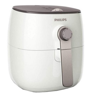 Philips Viva Collection Air Fryer White - HD9225/50