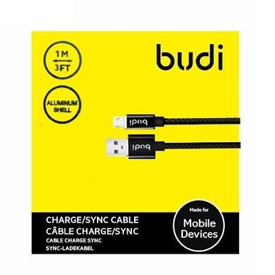 Budi Micro USB To USB Cable - M8J180M