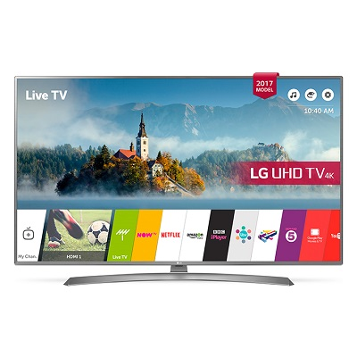 LG ULTRA HD 4K TV 49 Inch - UJ670V