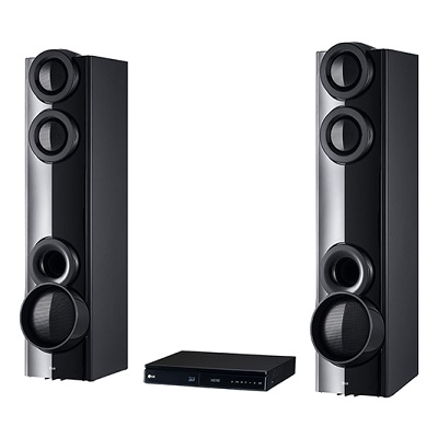 LG DVD Home Theatre System - AUD 667