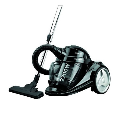 Kenwood Bagless Vacuum Cleaner VC7050 - Dreamworks Integrated Systems.