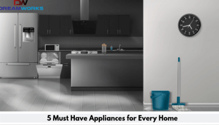 Home Appliances for Every Home