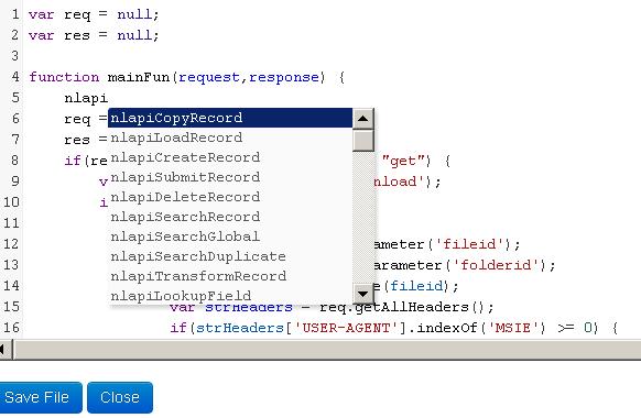 Suite Coder (4/4)