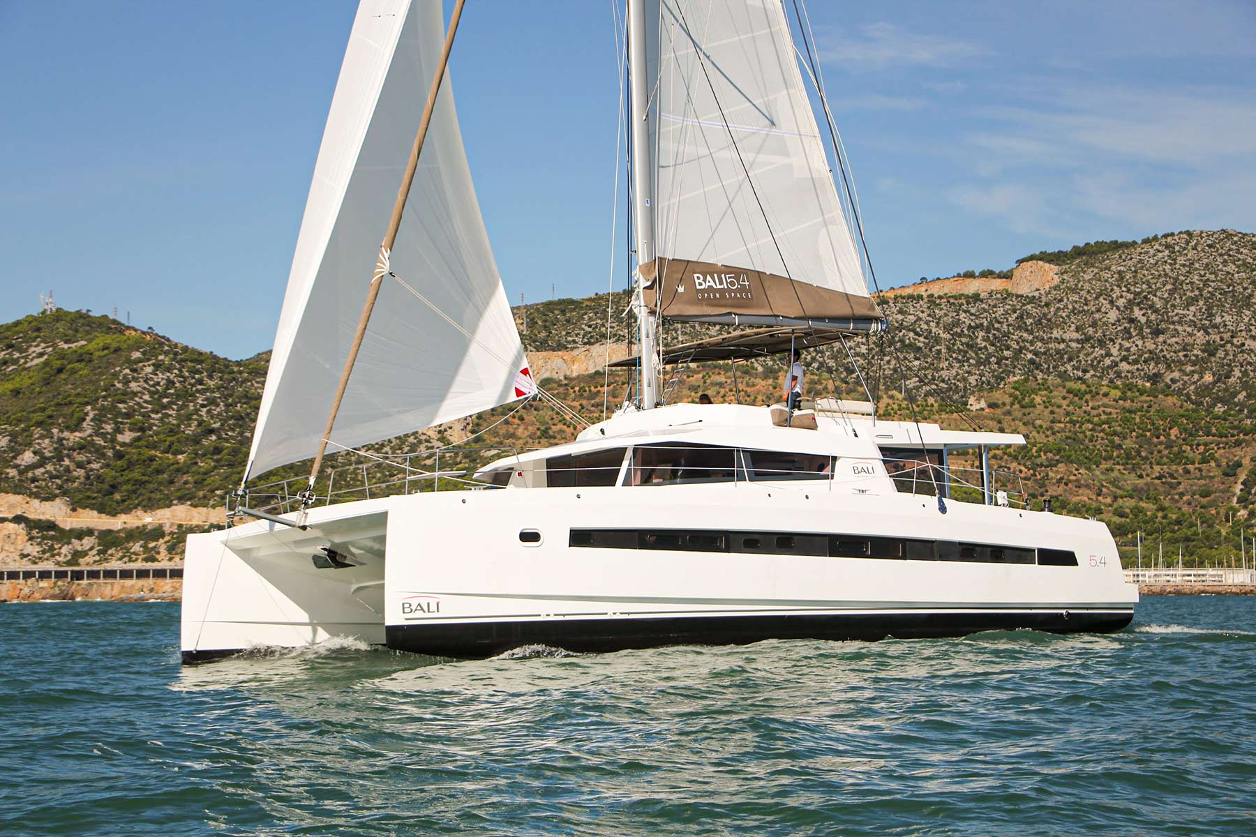 Bali Sailing Catamarans For Sale Download Your Free Brochure Price List Dream Yacht Sales
