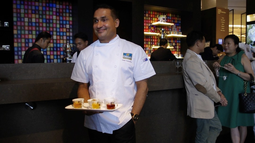 Peter Kuruvita at t-Lounge by Dilmah