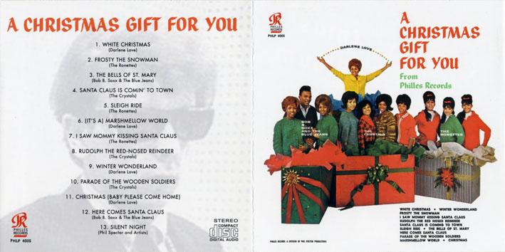 DESS Phil Spector Phil Spectors Christmas Album