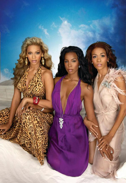 Dre Black So Fresh | Destiny's Child Ready Two 'New ...