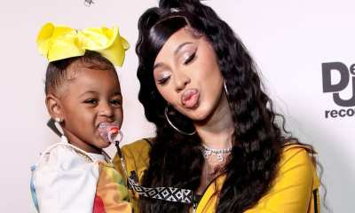 Cardi B Launches Instagram Account for 2-Year-Old Daughter Kulture
