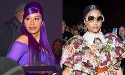 Cardi B's Team Debunks Rumors Of A Collaboration With Nicki Minaj