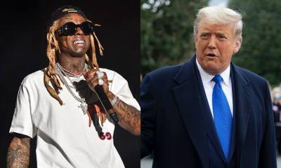 Lil Wayne Issues Appreciation Tweet To Donald Trump