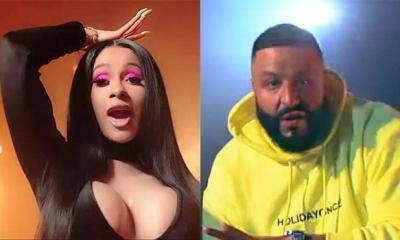 Dj Khaled Updates 'Khaled Khaled' Tracklist With Last Minute Cardi B Feature