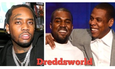 Fivio Foreign Reveals Kanye West Compared Him To Jay Z