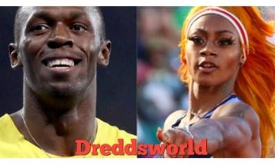 Usain Bolt Speaks On Sha'Carri Richardson