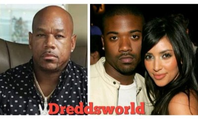 """Wack 100 To Kim Kardashian's Lawyer Over Alleged Part 2 S*x Tape: """"I Have Signed Contracts"""""""