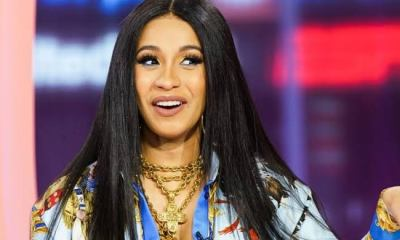Cardi B Unveils Her New Face Getting New Surgery