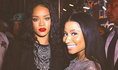 Rihanna Reportedly Drops Nicki Minaj From Her Savage X Fenty Show After Vaccine Drama