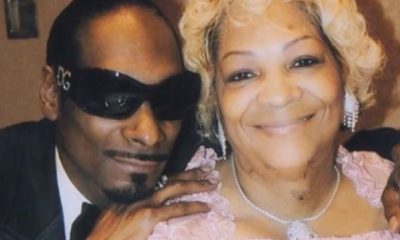 Snoop Dogg Announces His Mother Beverly Tate Is Late