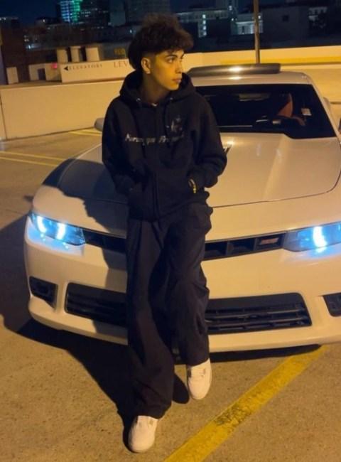 TikTok Star Gabriel Salazar's Cause Of Death: Car Crash After Hot Police Chase