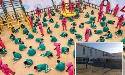 Belgian School Issues Warning After Student Reenact Scenes From Netflix's 'Squid Game'