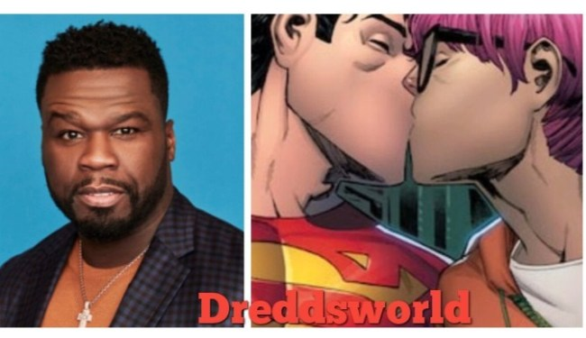 50 Cent Reacts To DC's New Bisexual Superman