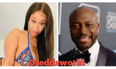 Trans Woman Sydney Starr Suggests She's Having An Affair With Actor Taye Diggs Also