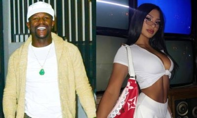 Is Floyd Mayweather Engaged To Curvaceous Girlfriend Gallienne Nabila?