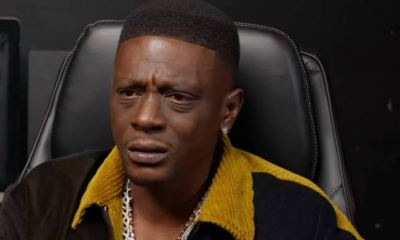 Boosie Badazz Arrested & Charged With Inciting A Riot At One Of His Concerts
