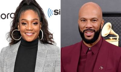 Tiffany Haddish Is Reportedly Pregnant By Common