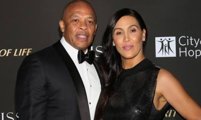 Dr. Dre Served With Divorce Docs At His Grandmother's Funeral