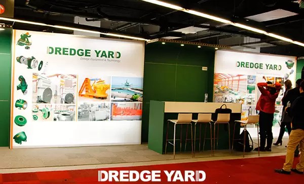 Dredge Yard is attending Europort exhibition
