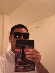 A paperback wielder- Texas, USA