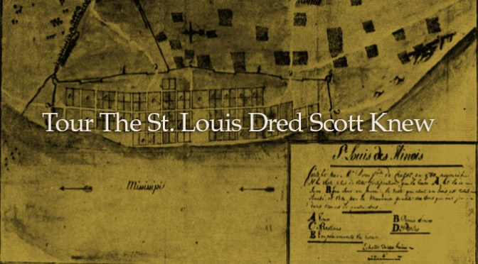 Be On The Bus! The Dred Scott Footprints Bus Tour 2018