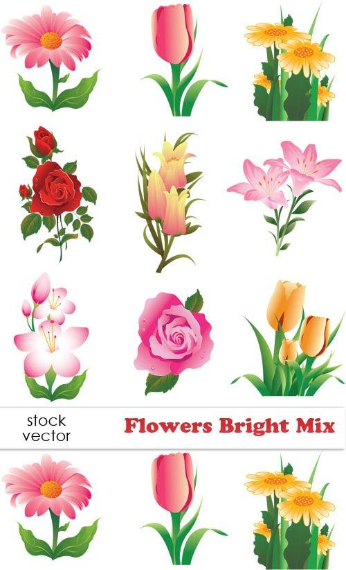 Цветы картинки для детей нарисованные » DreemPics.com ...
