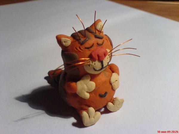Лепить из пластилина животных фото » DreemPics.com ...