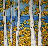 Christi dreese. autumn paintingweb