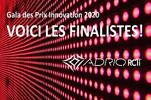 ADRIQ innovation finalist