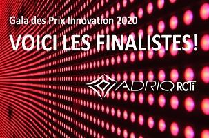 ADRIQ finaliste innovation