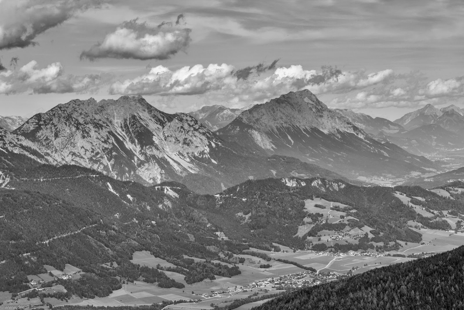 Dachstein - Tauern Region Part 1 _ 2