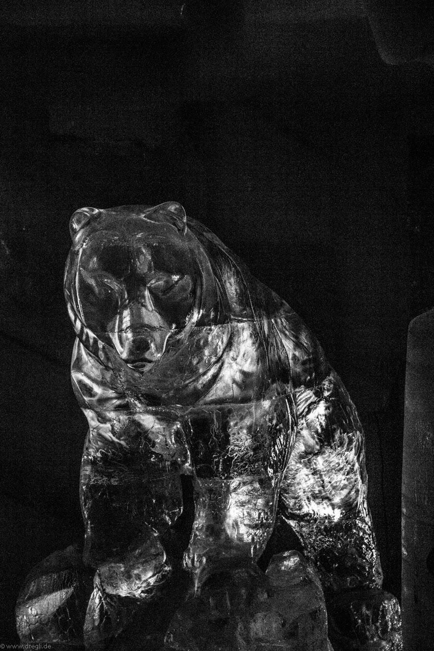 Skulpturen aus Eis 3