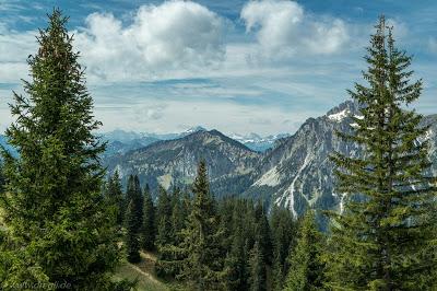 Allgaeuer - Ammergauer Alpen 2015 Teil 1-6