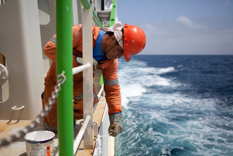 Labour convention okays full wages for seaferers | Dreg Waters Petroleum and Logistics
