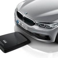 BMW bietet induktives Laden ab Werk