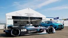Formel E und Jaguar I-Pace eTrophy