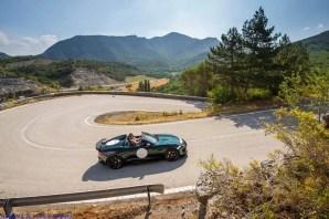 Testfahrt mit dem Project 7 in Spanien