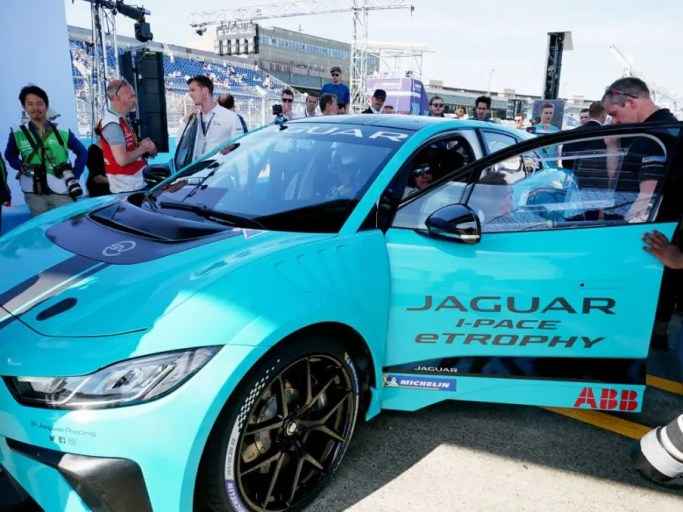 Jaguar startet in der Formel E eine eigene Rennserie