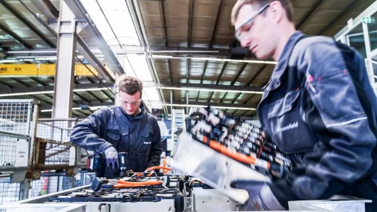 Duesenfeld Batterie Elektroauto Recycling