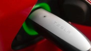 Tesla Supercharger 150 kW