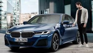 BMW nutzt den Digital Key von BMW