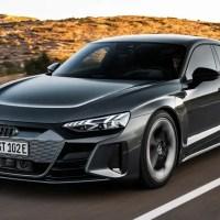 Audi: RS e-tron GT